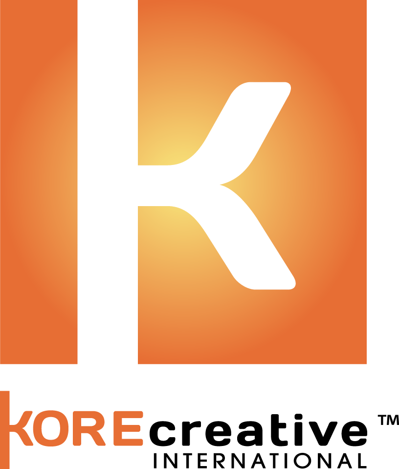 KOREcreative. A Creative Design Agency.